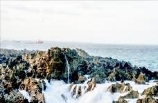 巴厘岛火山石公园
