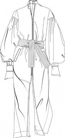 服装设计素材