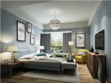 时尚室内客厅沙发装修效果图