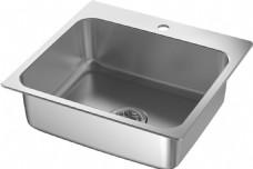 半侧面洗涤槽免抠png透明素材