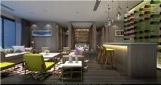 简约室内客厅沙发装修效果图