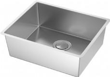 不锈钢闪亮洗涤槽免抠png透明素材