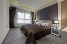 简约现代卧室效果图