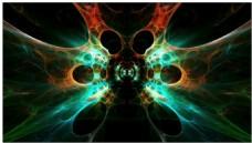 彩色科技动态视频素材