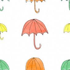 雨伞透明素材
