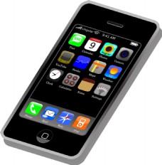 老款苹果手机免抠png透明素材