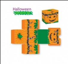 纸盒包装展开图 包装设计