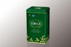 茶叶包装效果图