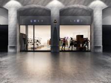 室内设计3D服装店面效果图店铺装饰装修