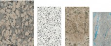 4款石头天然纹理无缝背景