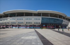 贺龙体育馆