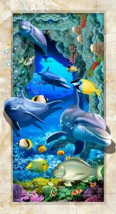 原创海底世界