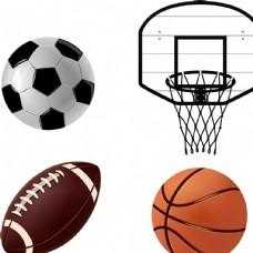 足球 篮球 橄榄球