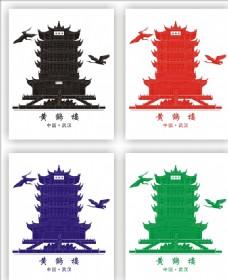 中国武汉黄鹤楼