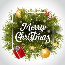圣诞节节快乐海报设计