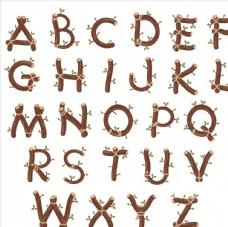 26个字母