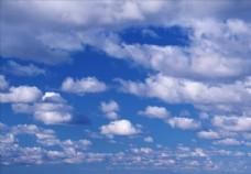 高清蓝天白云图