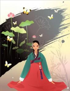 朝鲜族女性