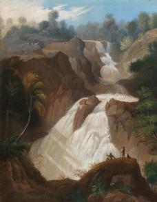 特尔尼的马尔莫雷瀑布