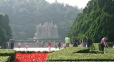 南京雨花台烈士陵园