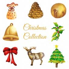 8种圣诞装饰元素