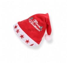 浪漫喜庆圣诞帽元素