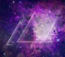 星空中的三角
