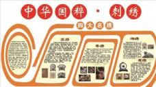 中華國粹 刺繡