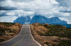 卓塔拉山风景