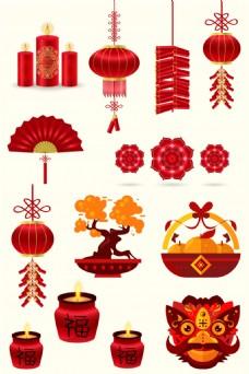 中国风喜庆元素