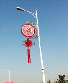 春节灯杆设计
