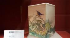 寫意花鳥瓷器