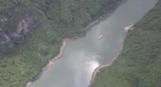 贵州沿河 百里画廊航拍 高清4