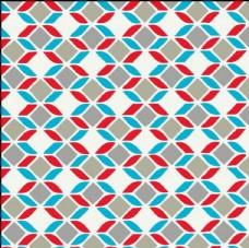 菱形几何乱排图案矢量图回位