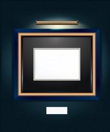 创意相框矢量素材