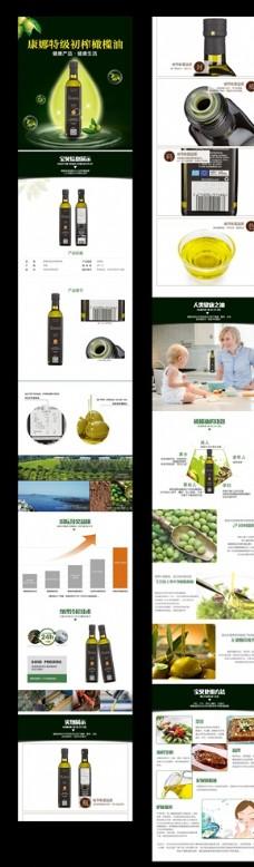 橄榄油详情页