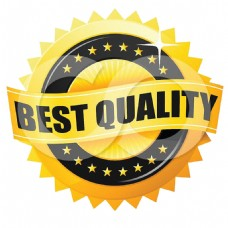 金色品质认证图标免抠png透明素材