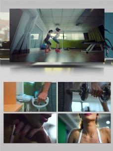 2K女性健身宣傳短片