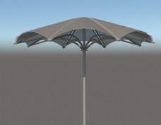 户外遮阳伞
