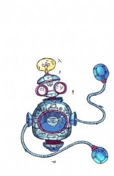 童裝機器人