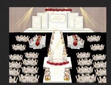 大理石婚礼