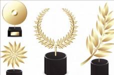 奖杯奖章设计