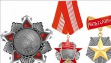 军人勋章设计