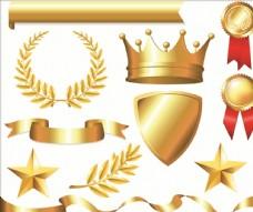 金属徽章设计