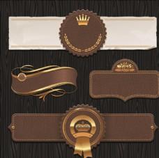 皮革徽章设计