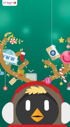圣诞手机壁纸