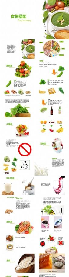 健康饮食食物营养搭配ppt