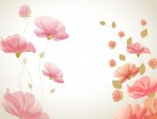 藝術花卉背景