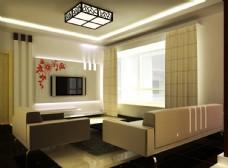 室内设计 客厅