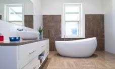 高清浴室背景